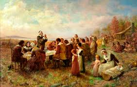 why americans celebrate thanksgiving crossing swords
