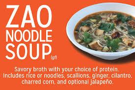 Thai Kitchen Pocatello Menu Zao Asian Cafe