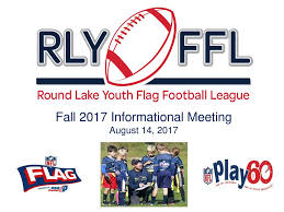 Flag Football Belts Fall 2017 Informational Meeting Ppt Download