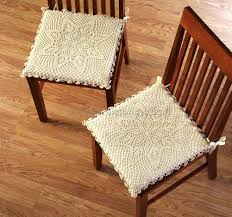 dining room chair seat cushion replacement cushions without ties