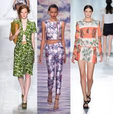matching sets 2014 trend matching prints thefashionspot