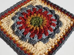 free pattern granny square afghan free pattern this exceptional floral dimension afghan square offers