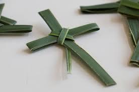 palm crosses for palm sunday how to make a palm sunday cross fancy shanty