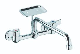 gerber kitchen faucet gerber classics two handle wall mount kitchen faucet gerber