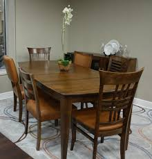 custom dining room tables canadel custom dining dining room set customdinepkg2