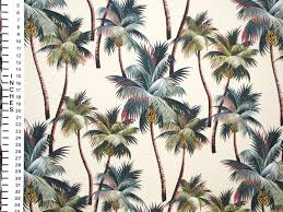 Palm Tree Upholstery Fabric Palmtree Upholstery Fabric Tropical Style Home Office Duvet
