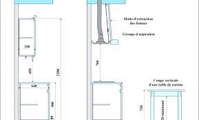 taille cuisine amenagement du0027une impressionnant cuisine hauteur plan de travail