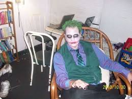 Carrying Halloween Costume Joker Costume 6 Steps Pictures Wikihow
