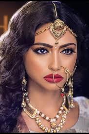 hindu nose ring bridal nose ring