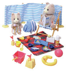 sylvanian families garden playground sylvanian families find offers online and compare prices at