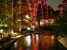 san antonio riverwalk christmas lights 2017 view from stage 2007 nfl upfronts pinterest