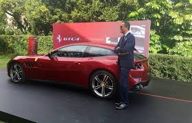 first ferrari 2017 ferrari gtc4lusso to attract first time customers says local