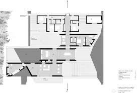 plans of single family houses a collection curated by divisare