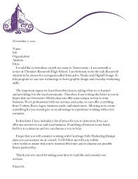 How To Head A Business Letter by Marketing Student Life Business Letter