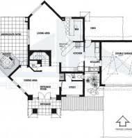 modern floor plans for new homes home decor