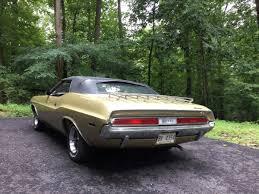 Dodge Challenger Classic - 1970 dodge challenger for sale 1985515 hemmings motor news