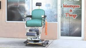 Barber Chairs For Sale In Chicago Mr Griffs 1940 U0027s Emil J Paidar By Custom Barber Chairs Atlanta