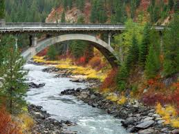 Idaho natural attractions images Road map to idaho 39 s fall foliage visit idaho jpg