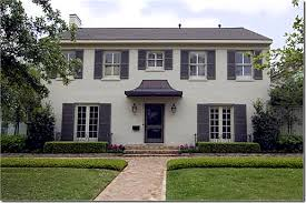 Awning Over Front Door Cote De Texas The Story Of One Perfect House U2013 Part Iii