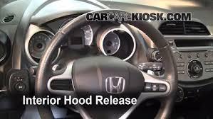 2013 Honda Fit Interior Headlight Change 2009 2013 Honda Fit 2010 Honda Fit Sport 1 5l 4