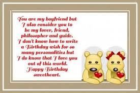 simple birthday wish message for boyfriend nicewishes