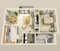 4 Bedroom Apartment by 50 One U201c1 U201d Bedroom Apartment House Plans Bedroom Floor Plans