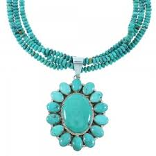 real turquoise necklace images Native american turquoise jewelry american indian turquoise jpg