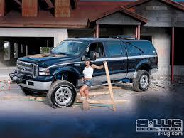 2006 Ford F250 Utility Truck - 2006 ford f250 back up camera 8 lug magazine