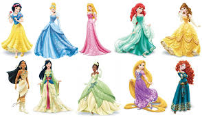 pictures cartoon princess cliparts