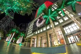 miami christmas lights