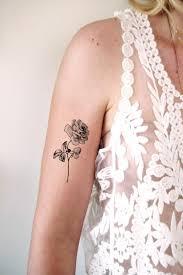 floral temporary tattoos u2013 temporary tattoos by tattoorary
