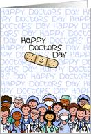 doctor who congratulations card national doctors day cards