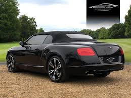 bentley gtc v8 used bentley continental for sale essex