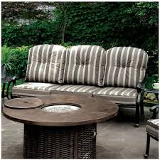 Outdoor Furniture Fabric by Furniture Of America Cm Os2124 Patio Sofa Set