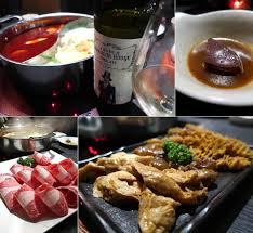 騅ier de cuisine blanco 朕店麻辣鍋 posts taipei menu prices restaurant