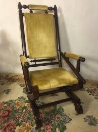 Mechanical Chair Rocking Chair Antique Mechanical Iron Springs 12pixshipsgreyhound