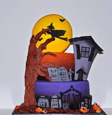 birthday cake halloween desserts by rondi