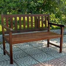 wood outdoor benches shop the best deals for nov 2017