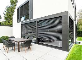 balkon jalousie sonnenschutz für mehr spaß auf terrasse und balkon dries