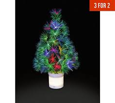 buy premier decorations 2ft fibre optic bluetooth tree white at