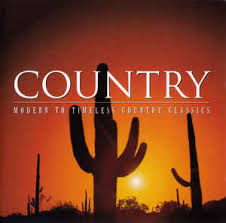 various country modern to timeless country classics cd at