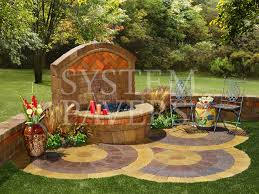 Backyard Feature Wall Ideas Backyard Feature Wall Ideas Garden Design Garden Design With