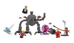 lego ideas incredibles syndrome u0027s omnidroid