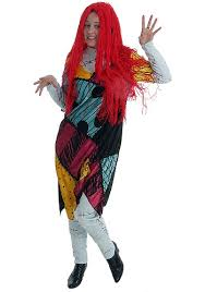 nightmare before christmas costumes nightmare before christmas sally costume disney costumes