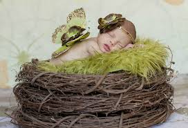baby props olive green mongolian faux fur photography prop rug newborn baby