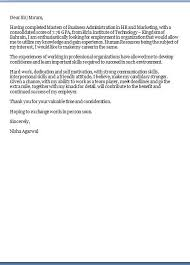 mba cover letter exles 28 images mba cover letter exles how
