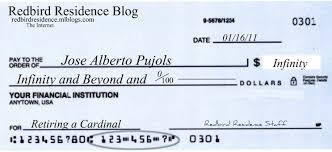 fake check u003e