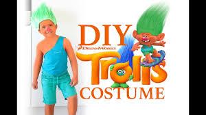 Kids Halloween Costumes Diy by Dreamworks Trolls Kids Halloween Costume Diy Ad Youtube