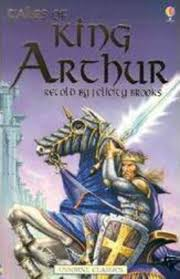tales of king arthur by felicity brooks scholastic