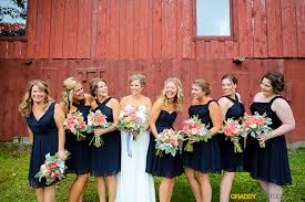 navy bridesmaid dresses 6 reasons to navy bridesmaid dresses wedding shoppe